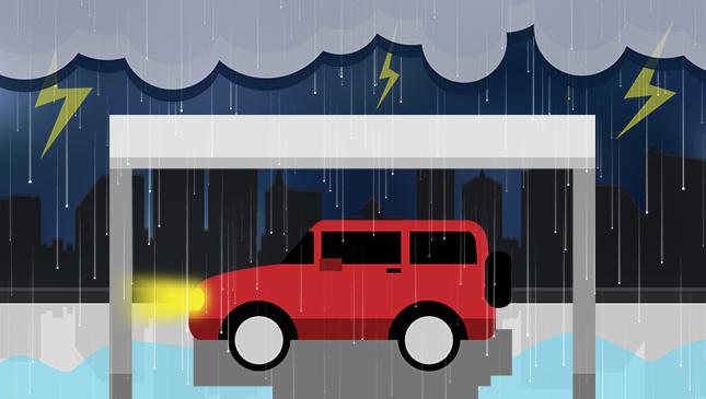 8 mẹo chăm sóc xe ô tô mùa mưa bạn phải biết
