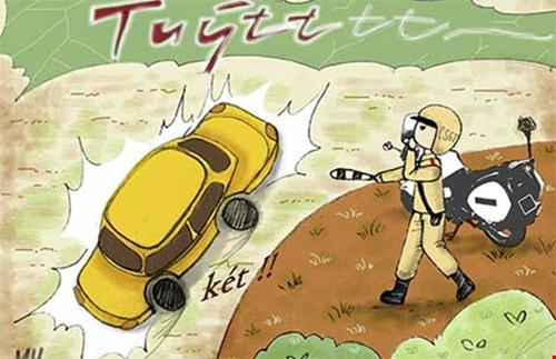 Đâu là lỗi lái xe phổ biến hay bị tuýt còi tại Việt Nam?