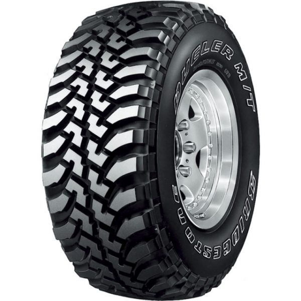 Lốp Bridgestone DUELER M/T 673