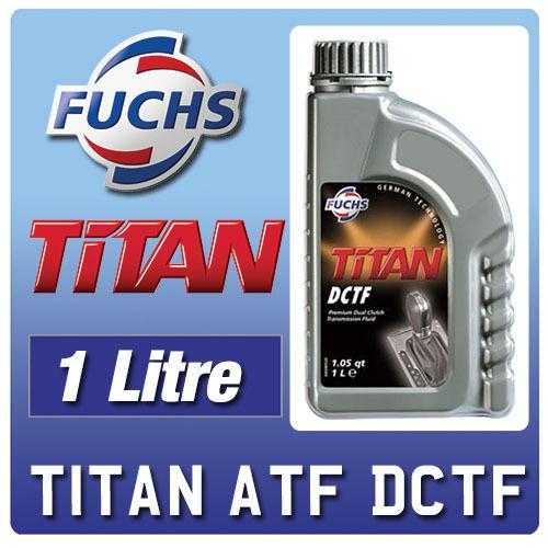 Dầu hộp số Fuchs Titan DCTF bình 1L