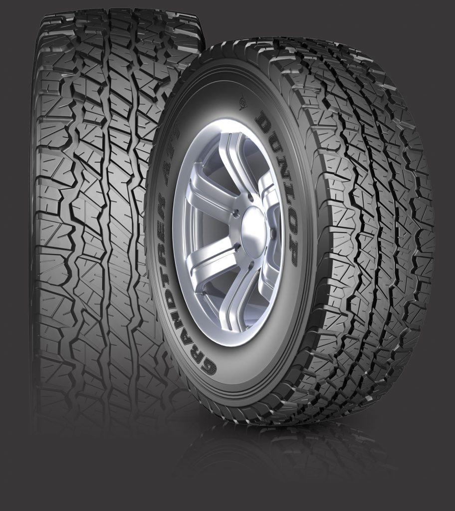 Lốp Dunlop GRANDTREK AT1