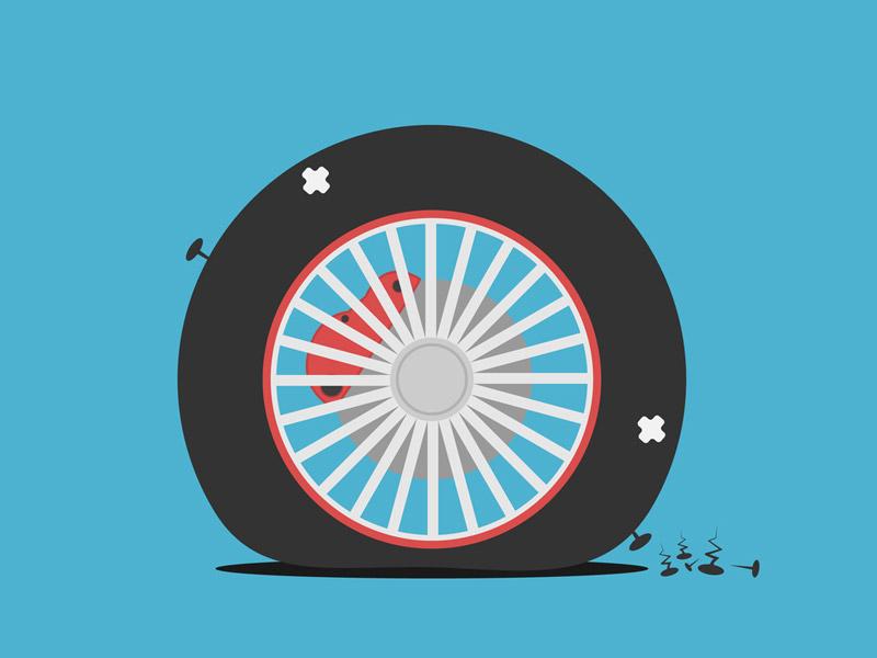 Khi nào nên thay lốp xe ô tô