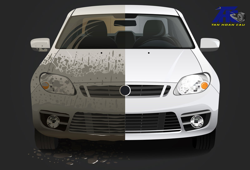 Vì sao cần rửa xe ô tô thường xuyên