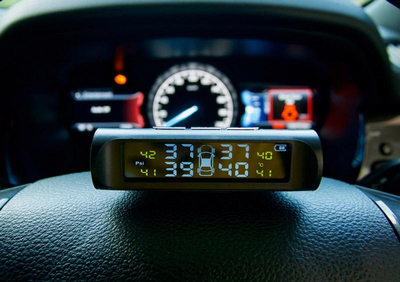 Có nên sử dụng hệ thống giám sát áp suất lốp ô tô