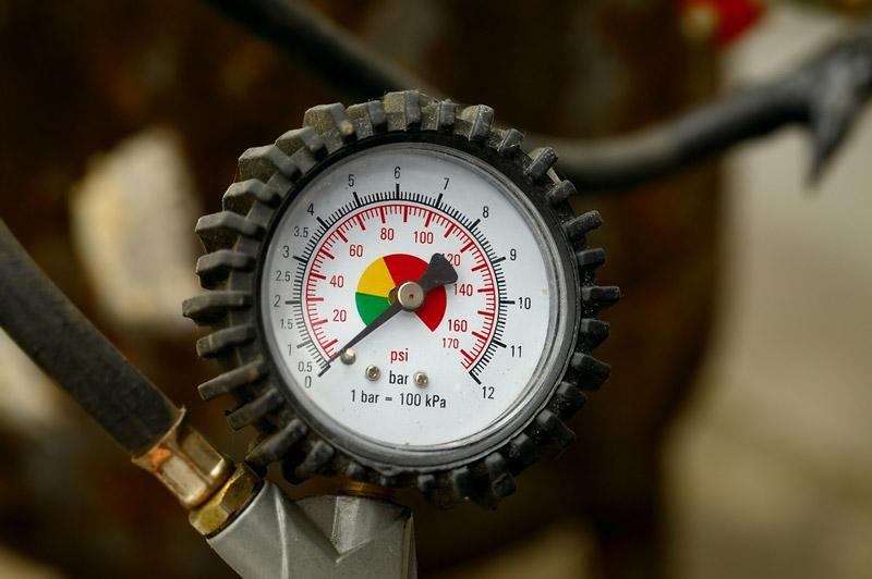 đơn vị đo áp suất lốp