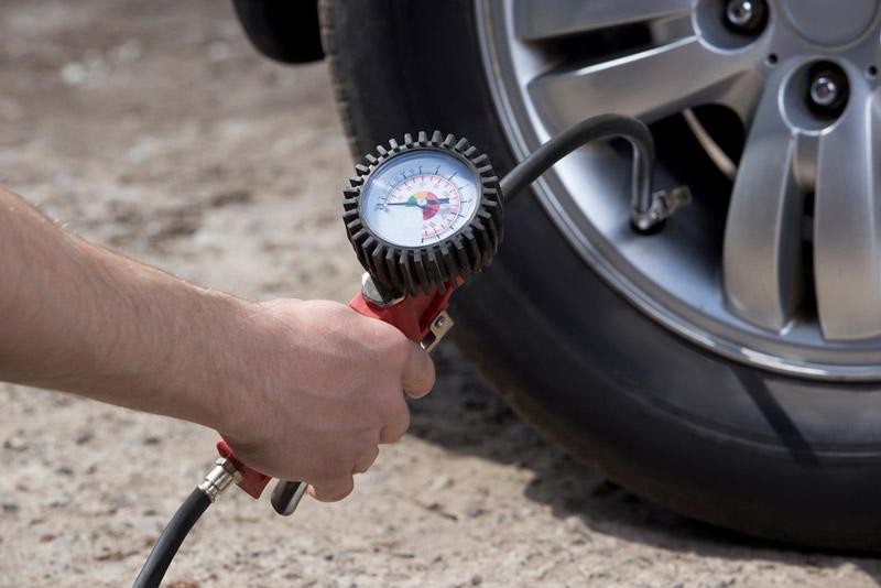 bảng áp suất lốp ô tô
