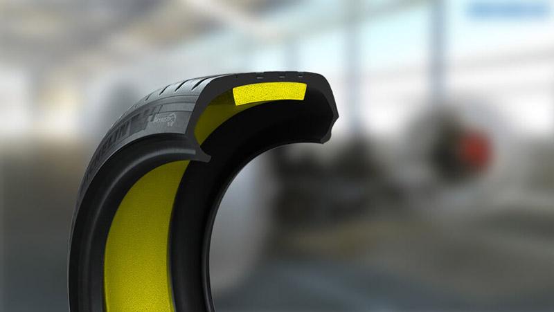 đặc điểm thiết kế lốp michelin