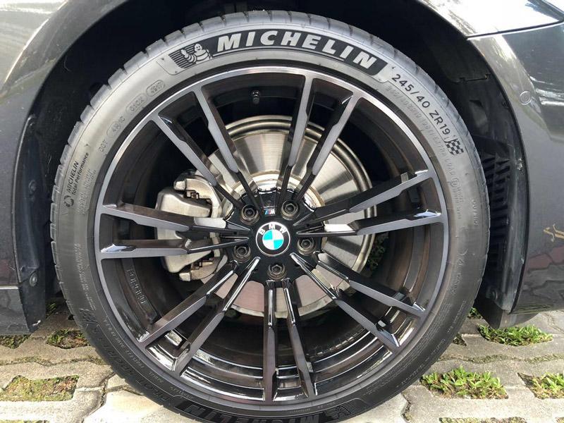 đánh giá lốp michelin pilot sport 4s
