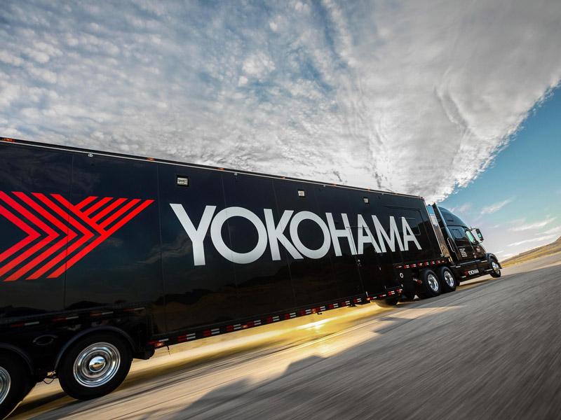 Hãng lốp xe Yokohama của nước nào?