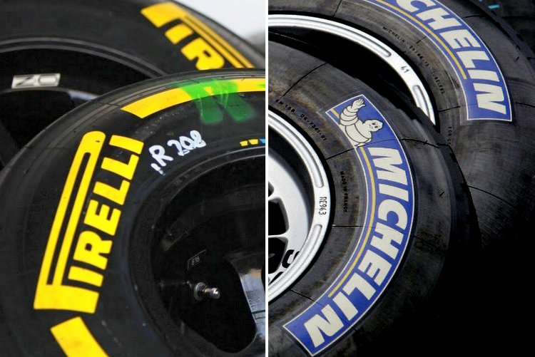 Pirelli vs Michelin