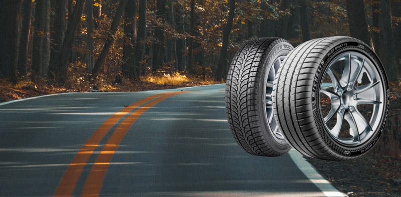 So sánh: nên dùng lốp Michelin hay Bridgestone?
